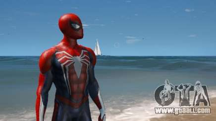 Spiderman PS4 4k 2.0 for GTA 5