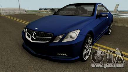 Mercedes Benz E500 Stock for GTA San Andreas