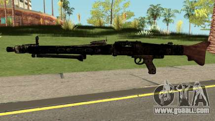 COD-WW2 - MG42 for GTA San Andreas