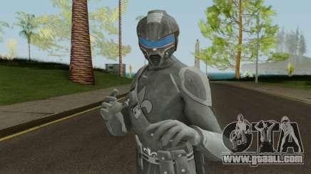 Zero Saints Thirty Protagonist for GTA San Andreas