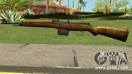 Cry of Fear Gewehr 43 for GTA San Andreas