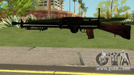 COD-WW2 - Lewis MG for GTA San Andreas