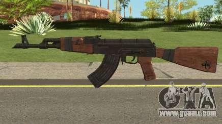 Battle Carnival AKM SKIN 1 for GTA San Andreas