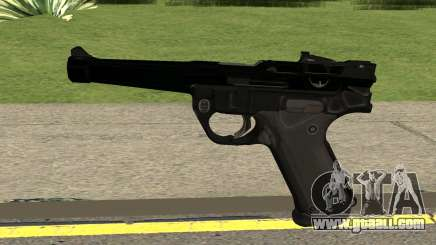 Call of Duty: MWR Pistol (Desert Eagle) for GTA San Andreas