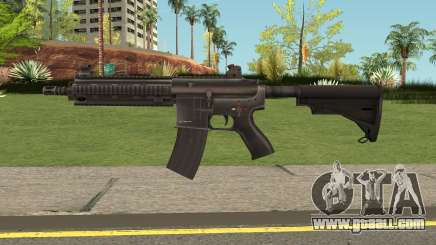 HK-416 (Soldier of Fortune: Payback) for GTA San Andreas