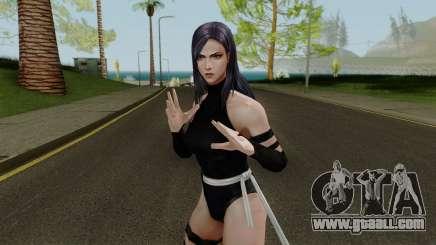 Marvel Future Fight - Psylocke for GTA San Andreas