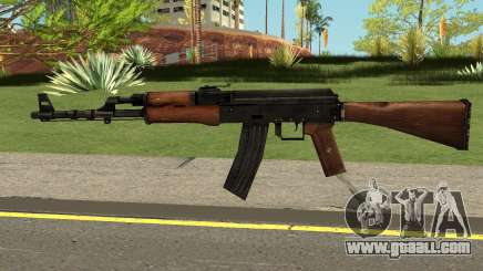 AVA AK47 for GTA San Andreas