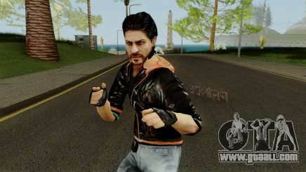 Srk Happy New Year Skin for GTA San Andreas