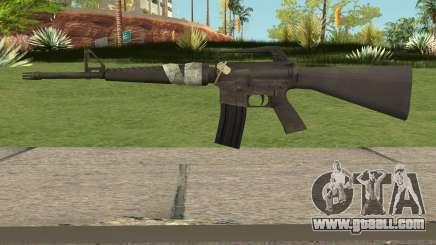 Colt Model 715 Bad Company 2 Vietnam for GTA San Andreas