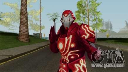Marvel Future Fight - Iron Hammer for GTA San Andreas