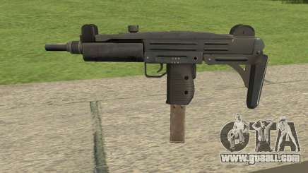 Bad Company 2 Vietnam UZI for GTA San Andreas