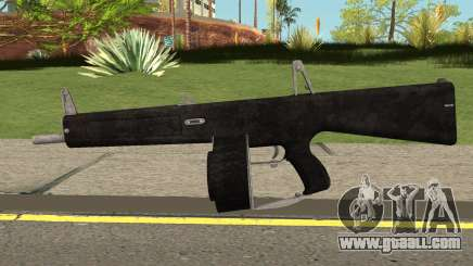 New Combat Shotgun HQ for GTA San Andreas