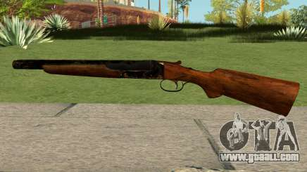 COD-WW2 - Sawed-Off for GTA San Andreas