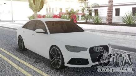 Audi RS6 Sedan for GTA San Andreas