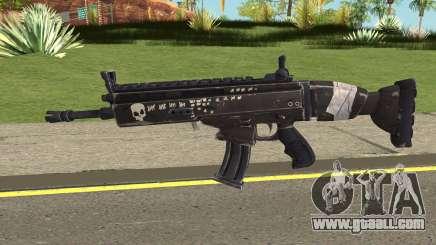 Fortnite Ramirez SCAR for GTA San Andreas