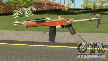 PS2 LCS Beta Ruger for GTA San Andreas