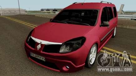Renault Sandero Grand Sandero for GTA San Andreas