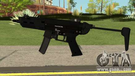 New MP5 HQ for GTA San Andreas