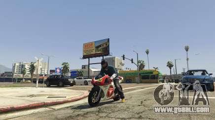 Custom Buy Menu 1.2 for GTA 5