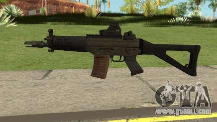 Battle Carnival SIG SG-552 for GTA San Andreas