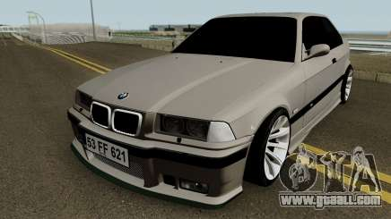BMW E36 MPOWER for GTA San Andreas