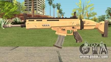 Beretta Fortnite for GTA San Andreas