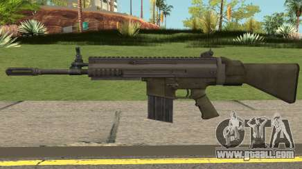 SCAR-H (Soldier of Fortune: Payback) for GTA San Andreas