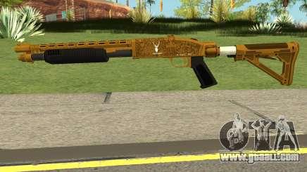 Chromegun Lowriders DLC for GTA San Andreas
