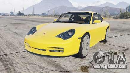Porsche 911 GT3 (996) 2003 v1.0.1 for GTA 5