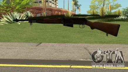 COD-WW2 - Karabin Stock for GTA San Andreas