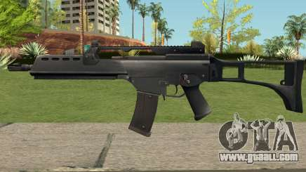 HK-G36KV (Soldier of Fortune: Payback) for GTA San Andreas