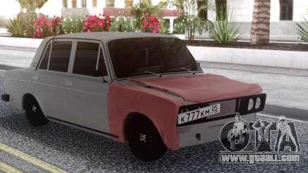 VAZ 2106 Broken for GTA San Andreas