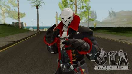 Reaper Dracula Outfit for GTA San Andreas