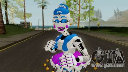 Ballora V2 (FNaF: SL) for GTA San Andreas