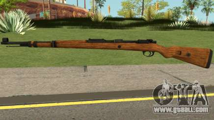 Karabiner 98K Rifle V2 for GTA San Andreas