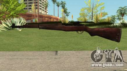 COD-WW2 - M1 Garand for GTA San Andreas