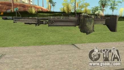 Bad Company 2 Vietnam M60 for GTA San Andreas