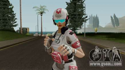 Fortnite Field Surgeon Female for GTA San Andreas