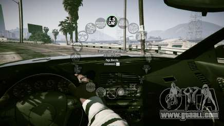 LSUR in SP 1.2 for GTA 5