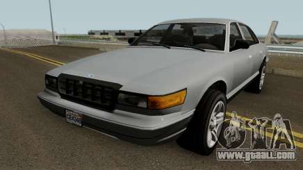 Ford Crown Victoria 1992 (Stanier Style) for GTA San Andreas