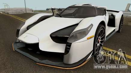 Scuderia Cameron Glickenhaus SCG 003S for GTA San Andreas