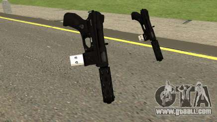 Tec9 Lowriders DLC for GTA San Andreas