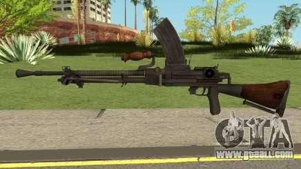 Type-99 Light Machine Gun for GTA San Andreas