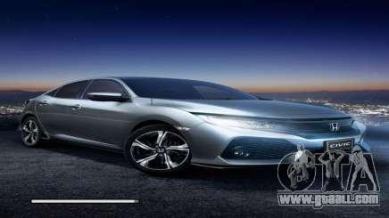 Indonesia Automobile Loadscreen for GTA San Andreas