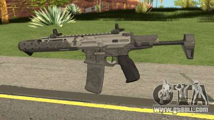 Call of Duty MWR: Lynx CQ300 for GTA San Andreas