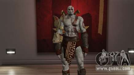 Kratos - God of War III for GTA 5