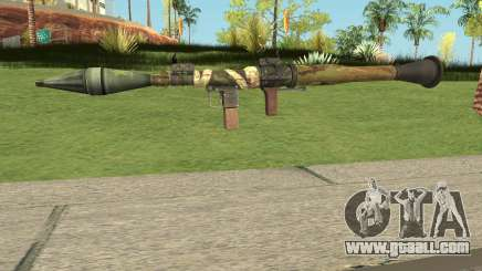 Bad Company 2 Vietnam RPG-7 for GTA San Andreas