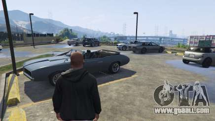 In Search of Rare Cars [.NET] 1.05 for GTA 5