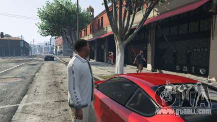 Vehicle Remote Central Locking 2.1.1 for GTA 5