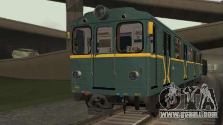 Hedgehog Kiev 2002 for GTA San Andreas